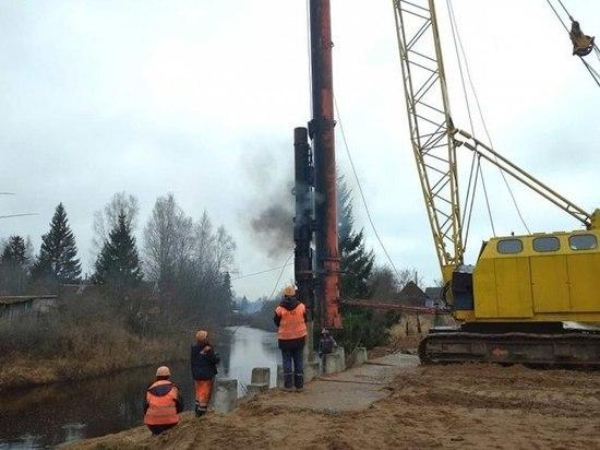 Новый мост свяжет два псковских дачных товарищества