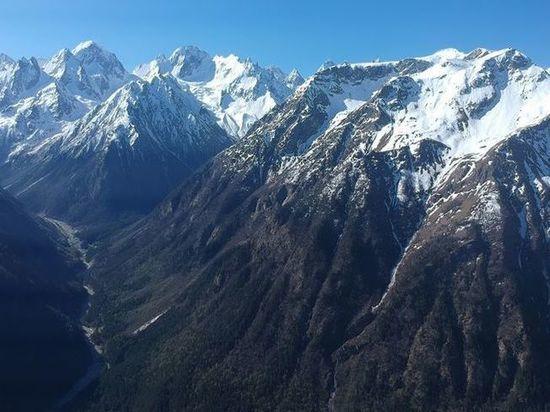 Альпинист из Минска выжил на Эльбрусе при падении с высоты