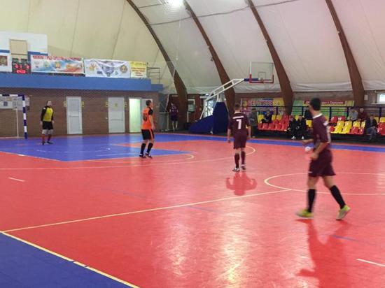 В Серпухове завершился турнир по мини-футболу