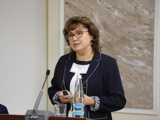 Елена Загайнова стала врио ректора ННГУ им.Лобачевского