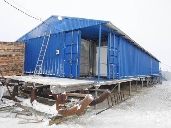 В Тазовском районе за убойную кампанию заготовили больше 400 тонн оленины