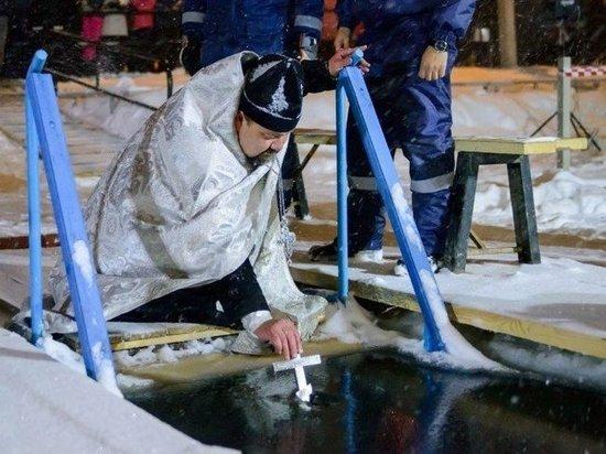 В тульском регионе готовят места крещенских купаний