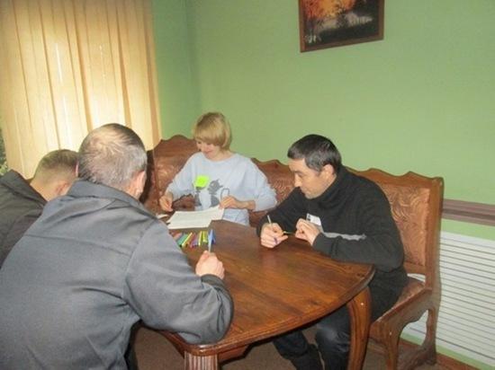 Осужденные в Ивановской области проходят реабилитацию арт-терапией