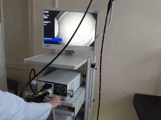 Рязанская больница № 4 получила аппарат для раннего выявления заболеваний кишечника
