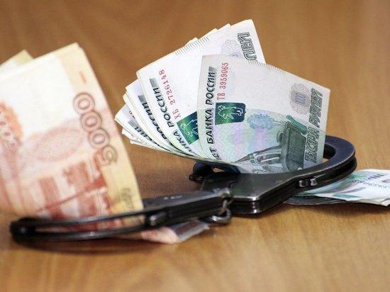 Замначальника районного ОМВД на Кубани заподозрили в получении взятки