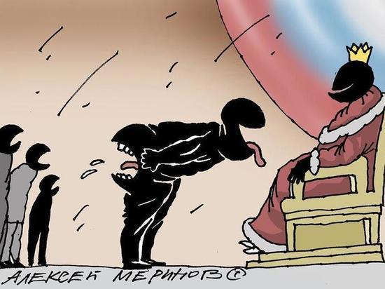 В Липецке начался год политического обрезания