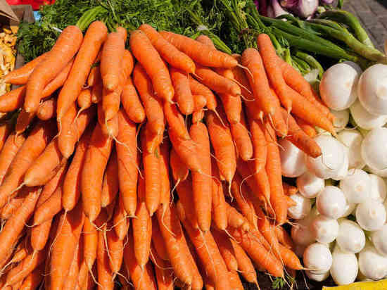 В Ростовской области после новогодних каникул подорожали морковь, капуста и лук