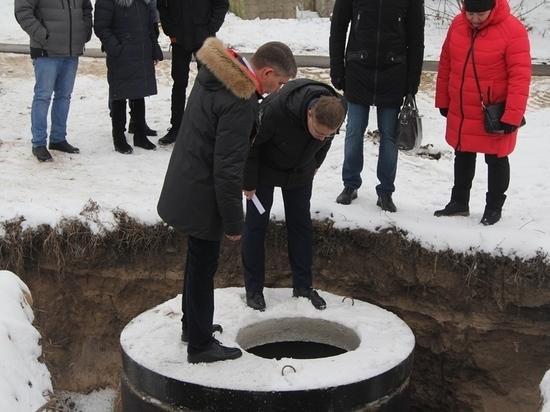 Как продвигается ремонт ключевых узлов водоснабжения в Туле