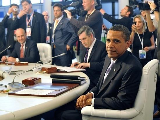 На Украине решили возбудить дело в отношении администрации Обамы