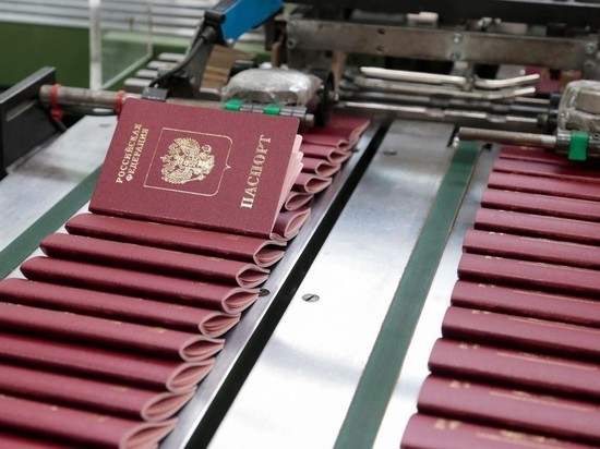 Полмиллиона украинцев получили гражданство РФ в 2019 году