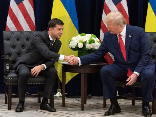 Посол Украины: между Зеленским и Трампом существует