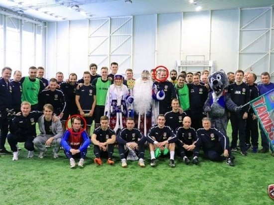 Курские футболисты пробуются в клубе премьер-лиги