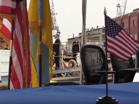 Украина получит от США $1 млрд и три боевых катера