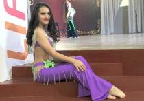 Восточный танец в Алматы на международном конкурсе bellydance «Amarcap»