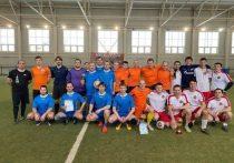 Ивановские силовики сыграли в мини-футбол
