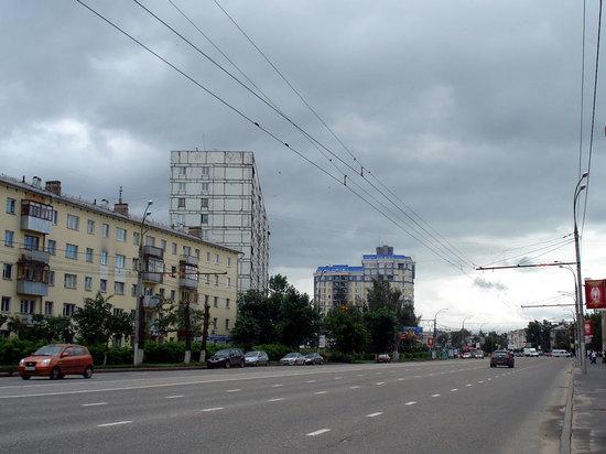 На реконструкцию Лежневской улицы в Иванове выделят около миллиарда рублей