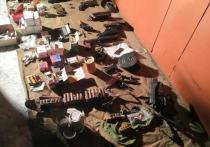 В Подмосковье у вора, застрелившего электрика, нашли оружие и боеприпасы