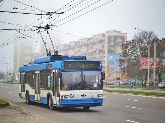 Троллейбусы №7 вернулись на маршрут, но без вечерних рейсов