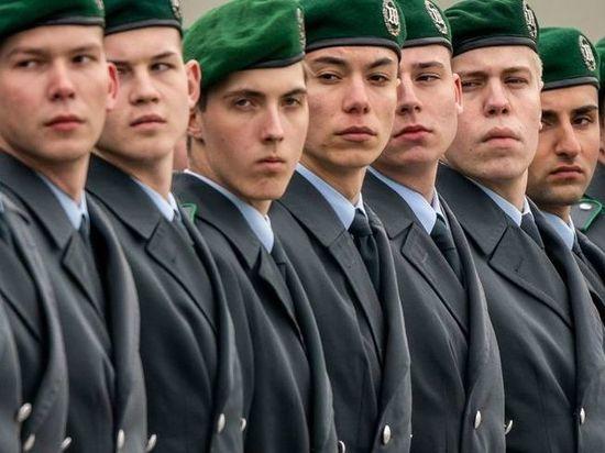 Бундесвер нанимает несовершеннолетних солдат