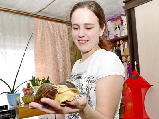 В Черноземье увлеклись разведением улиток