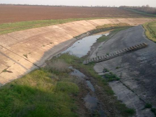 Предложено решение проблемы дефицита питьевой воды в Крыму