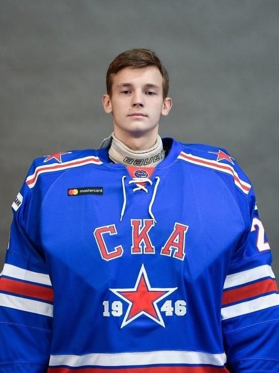 В убийстве жены хоккеиста Максима Соколова официально обвинили его старшего сына