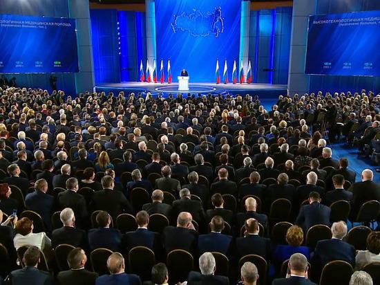 Путин заявил, что Госдума будет формировать правительство