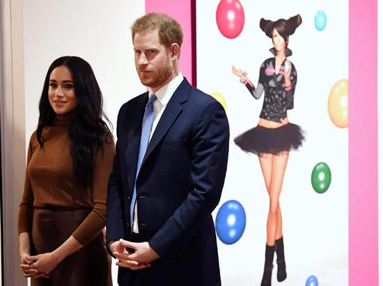 Кажется, герцог и герцогиня Сассекские уже определились со своими будущими ролями