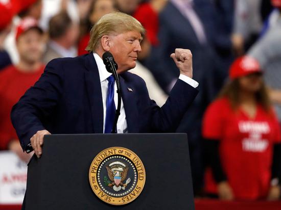Сенатор США анонсировал скорое завершение процедуры импичмента Трампа