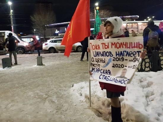 Начало рабочих дней в Ивановской области ознаменовалось рядом пикетов