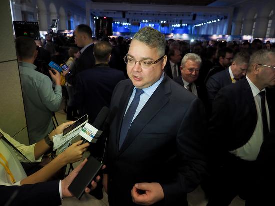Ставропольский губернатор о послании президента: задачи ресурсоемкие