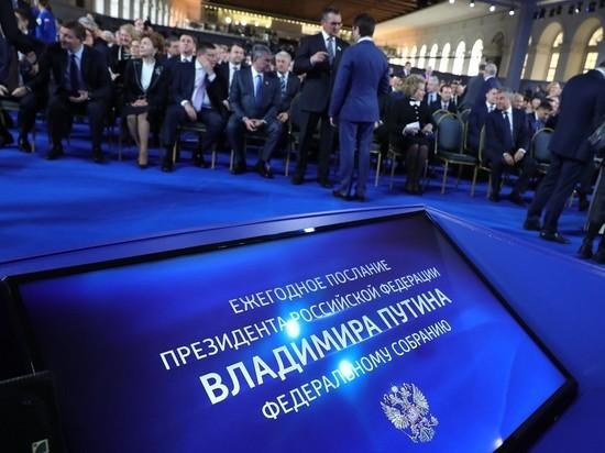 Глава Марий Эл отметил главные моменты в Послании Президента