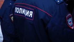 В центре Рязани перевернулась полицейская «ГАЗель»