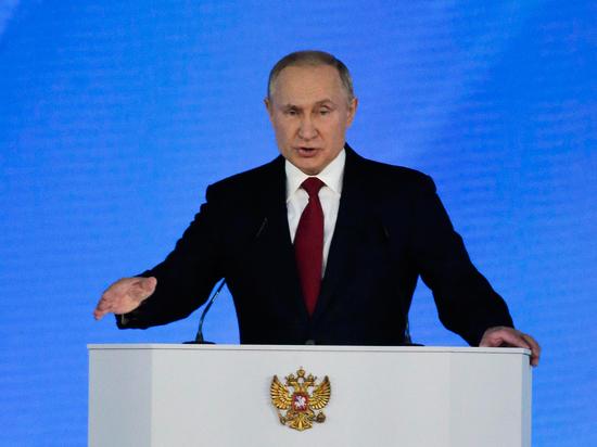 Путин назвал пять рецептов российского экономического успеха