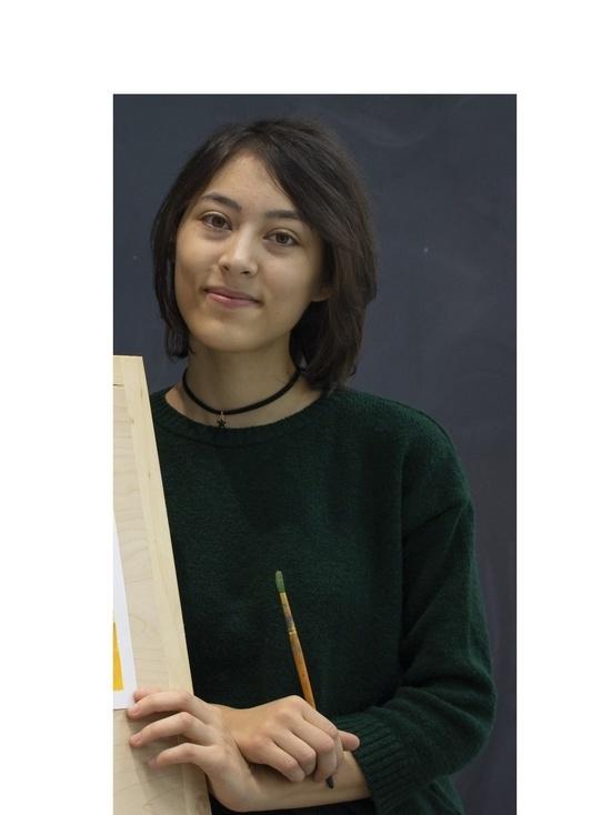 Молодой калмыцкий художник приглашает на свою выставку