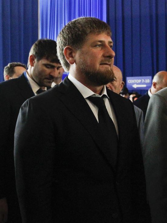 Кадыров неожиданно заболел и назначил вместо себя исполняющего обязанности