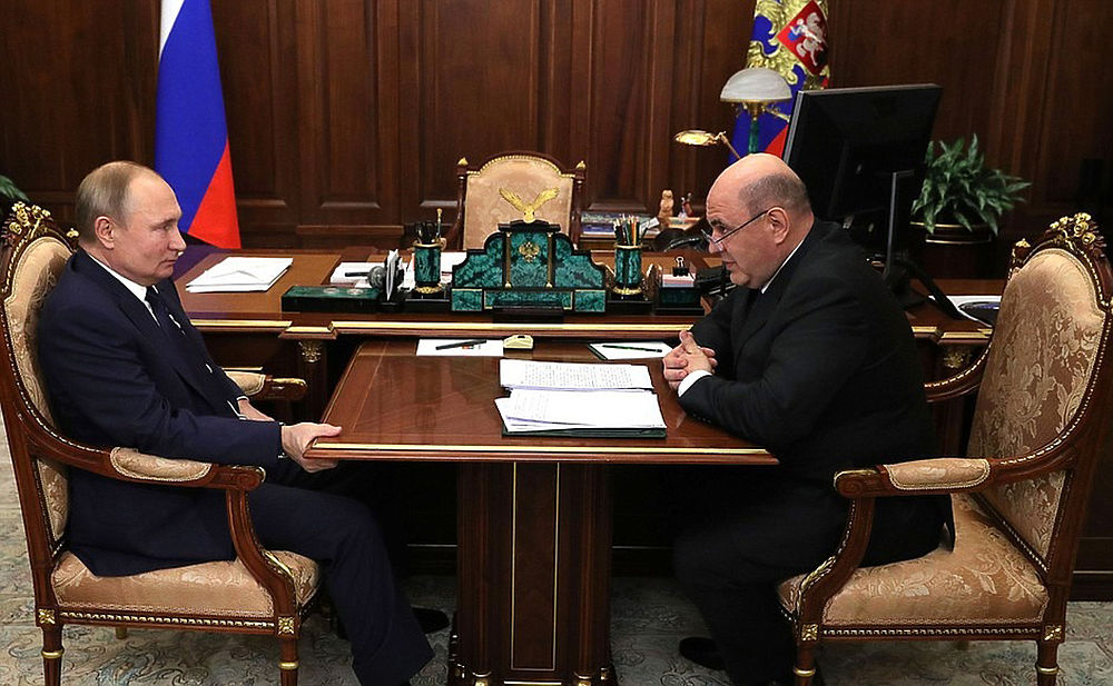Кто такой Михаил Мишустин: новый премьер в фотографиях