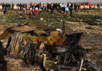 В сети появилось новое видео крушения «Боинга» «Международных авиалиний Украины» под Тегераном