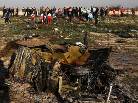 Эксперт рассказал о ракете, сбившей «Боинг» в Иране