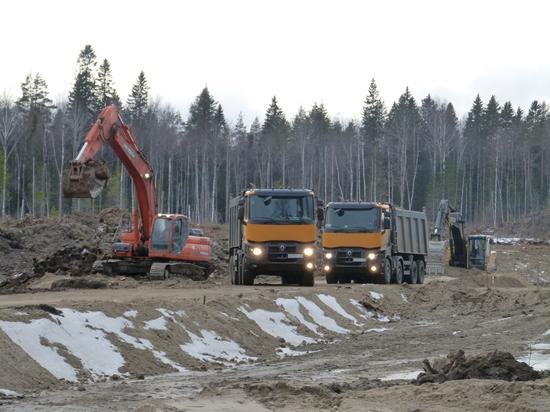 Школу на петрозаводской Древлянке все-таки начали строить. ВИДЕО