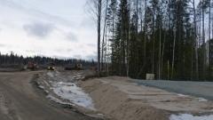 Возле петрозаводского микрорайона «Скандинавия» строят школу
