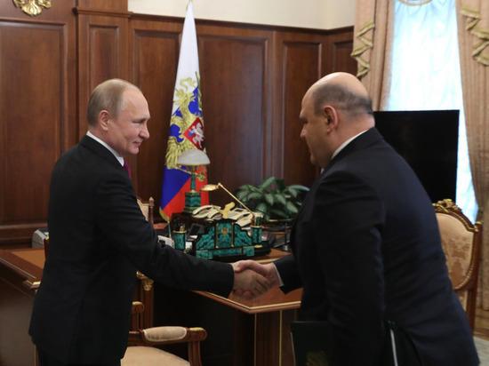 Володин: Мишустин способен решить задачи, поставленные Путиным
