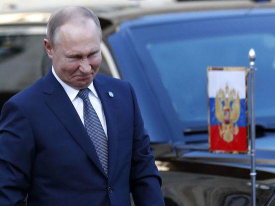 В США политолог провел параллели между Путиным и Вашингтоном