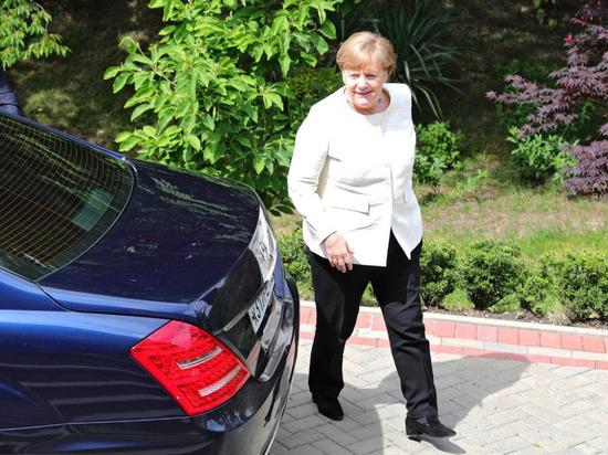 Меркель призывает ЕС к самостоятельности