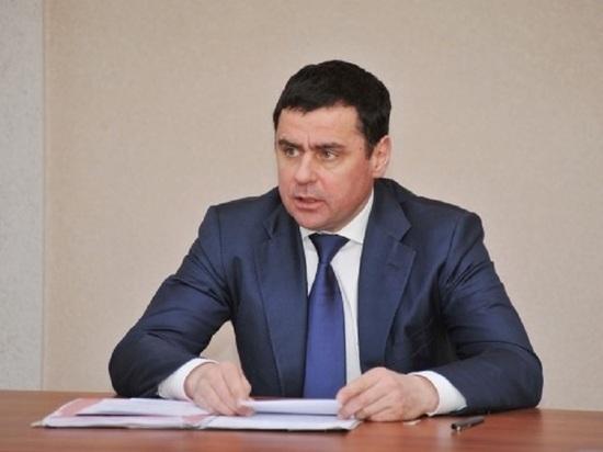 Пресса опять провожает губернатора Ярославской области в министры
