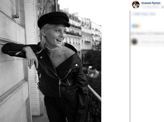 Модель Пунтус рассказала, как выпала из окна квартиры внука Михалкова