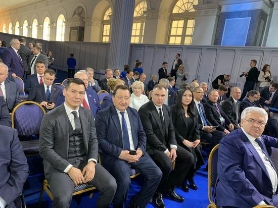 Глава Калмыкии о послании президента Российской Федерации