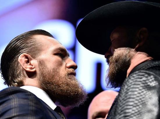 Конор и Ковбой убили добротой: самая милая пресс-конференция UFC