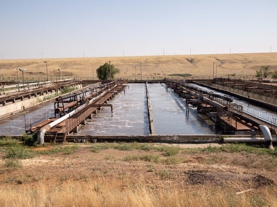 Калмыкии выделят порядка 640 миллионов для водоснабжения населения