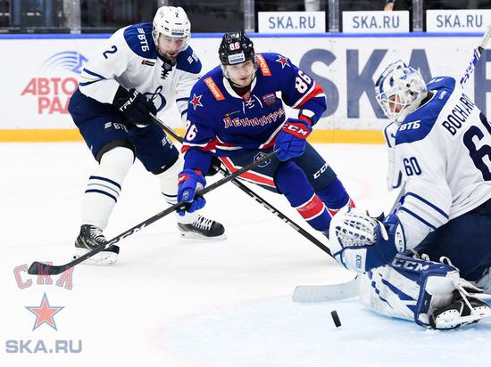 Неординарное событие произошло в КХЛ во время долгих новогодних каникул